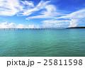 宮古島 来間大橋 海の写真 25811598