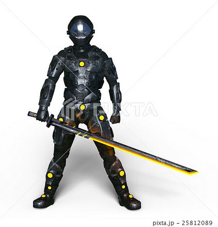 サイボーグ剣士 25812089