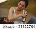 人物 ポートレート 女性の写真 25822764