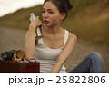 人物 ポートレート 女性の写真 25822806