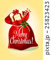 クリスマス プレゼント 贈り物のイラスト 25823423