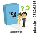 配偶者控除【二頭身・シリーズ】 25826846
