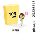 103万円の壁【二頭身・シリーズ】 25826848
