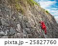 三重県 伊賀上野城の石垣に現れた忍者 25827760