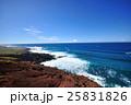 イースター島 青空 海の写真 25831826