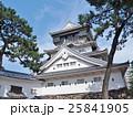 Kokura Castle in Kitakyushu, Fukuoka, Japan. 25841905
