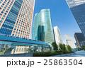 東京_汐留シオサイト都市風景 25863504