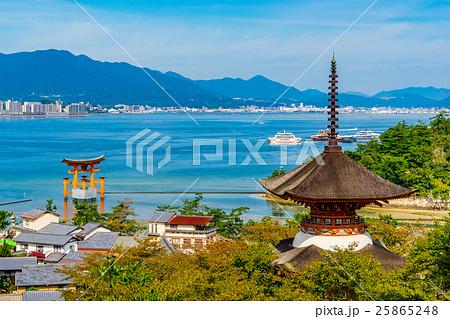 【広島県】広島の風景 25865248