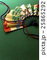 扇 和風素材 組紐の写真 25865292