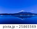 山梨_山中湖富士山夜景 25865569