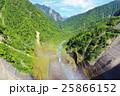 風景 夏 北アルプスの写真 25866152