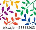 木の枝のバックグランド(ビビッドカラー) 25868983