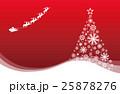 クリスマスツリー 25878276