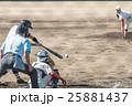 高校野球試合風景 25881437