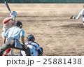 高校野球試合風景 25881438