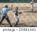 高校野球試合風景 25881441
