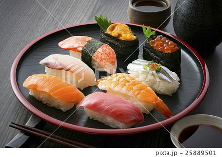 にぎり寿司 25889501