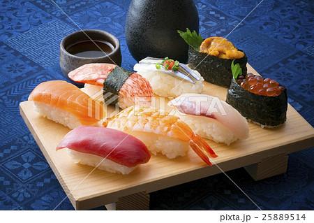 にぎり寿司 25889514