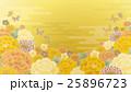 和柄 花 背景 25896723