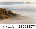 Fog in Khao Takhian Ngo View Point at Khao-kho  25903577