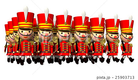 おもちゃの兵隊 25903713