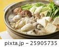 牡蠣 牡蠣鍋 鍋の写真 25905735