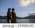 人物 熟年 夫婦の写真 25908165