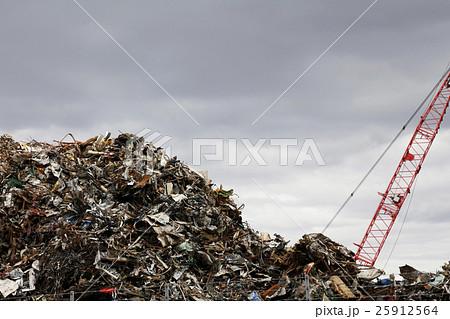 産業廃棄物 25912564
