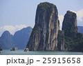 ハロン湾 クルーズ 世界遺産の写真 25915658