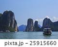 ハロン湾 クルーズ 世界遺産の写真 25915660