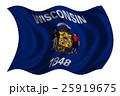 旗 フラッグ フラグのイラスト 25919675