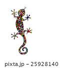 動物 とかげ トカゲのイラスト 25928140