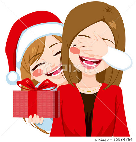 Mother daughter christmas gift giving 25934764 pixta mother daughter christmas gift giving negle Choice Image
