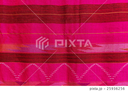 handmade cotton and Silkの写真素材 [25936256] - PIXTA