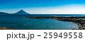 番所鼻自然公園より開聞岳を望む 25949558