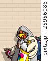 酉 鶏 鳥のイラスト 25956086
