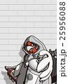 酉 鶏 鳥のイラスト 25956088