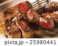 ステーキ肉 25980441