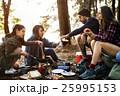 キャンプ カジュアル 無頓着の写真 25995153