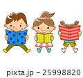 読書する子供 25998820
