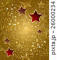 スター 星 バックグラウンドのイラスト 26000234