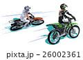 モトクロスレース 26002361