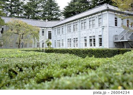 旧制松本高校本館(あがたの森文化会館) 26004234
