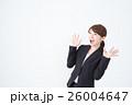 ビジネスウーマン 女性 人物の写真 26004647