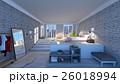 ベッドルーム 26018994