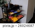 美容室の道具 26024687