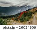 山 クラウド 雲の写真 26024909