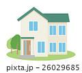 住宅 26029685
