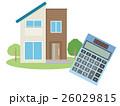 住宅 26029815