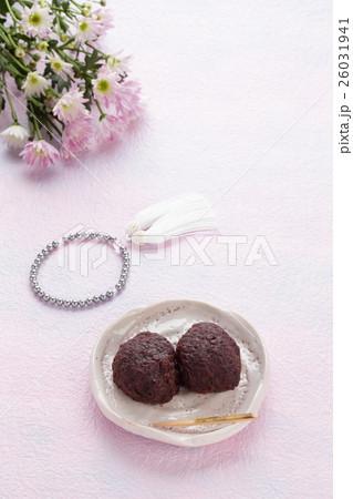 ぼた餅(おはぎ) 春のお彼岸イメージ 26031941